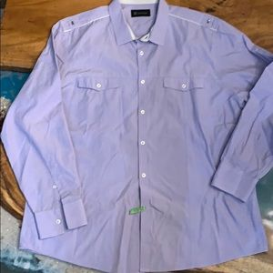 EUC Men's long sleeved dress shirt ❤️❤️❤️
